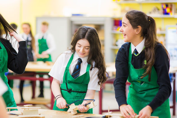 More on lessons and learning at Co-op Academy Walkden