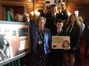 Anne Frank Trust Celebration Event