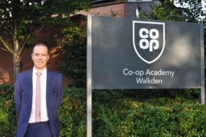 Principal Walkden Co-op Acadmey