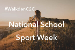 National School Sport Week: Coast to Coast Challenge