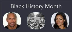 Black History Month 2021 – Media Studies