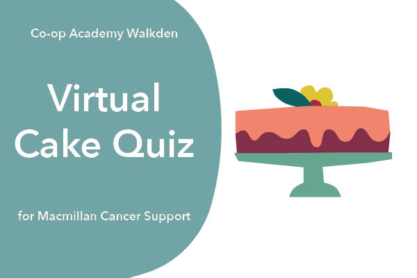 Macmillan Cancer Support – Virtual Cake Quiz