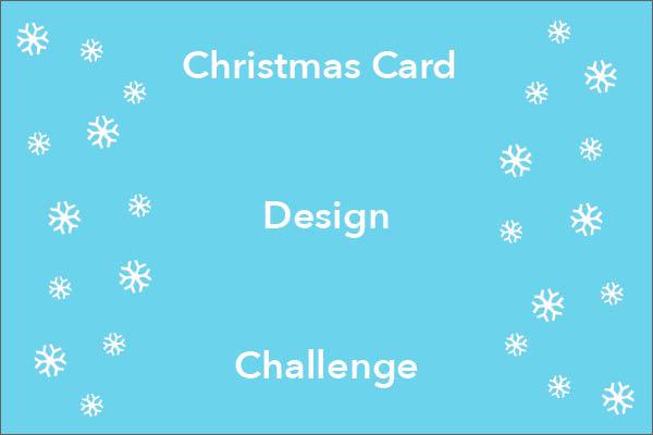 Design our Christmas card