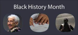 Black History Month 2021 – Maths